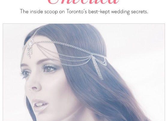 weddingbells magazine featured makeup artist hairstylist toronto