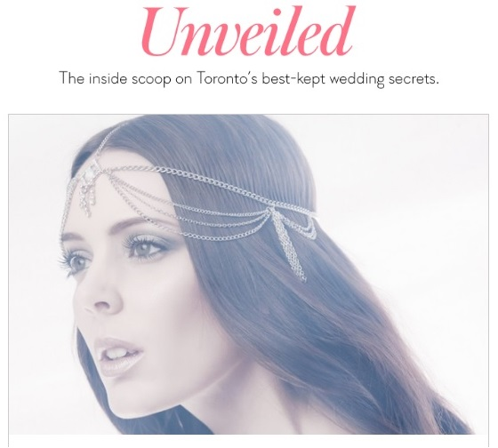 weddingbells magazine featured makeup artist hairstylist toronto