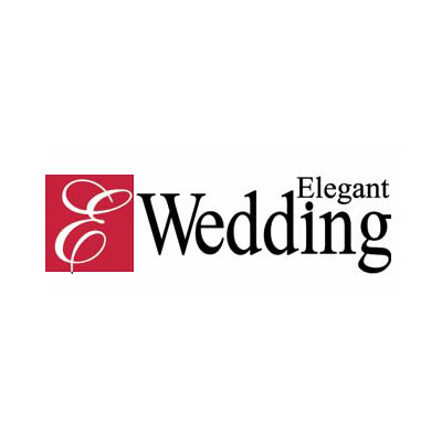 Elegant wedding logo featuring i do beauty co