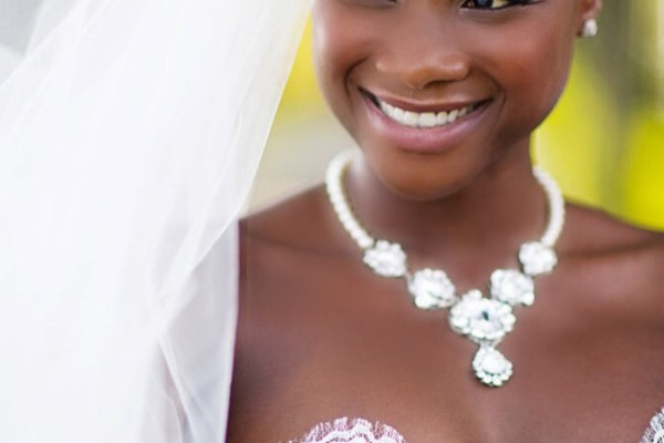 dark skin bride makeup hair toronto