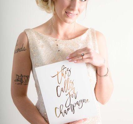 bride looking beautiful