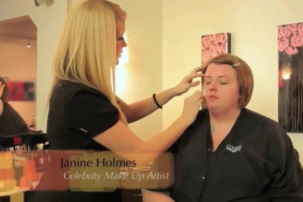 makeup artist for bride