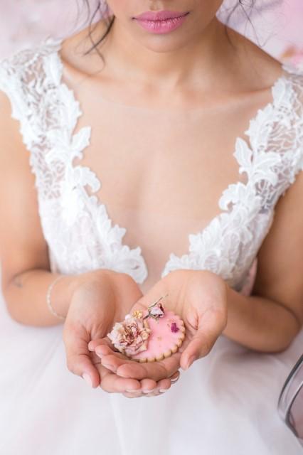 Pink Bridal Makeup Toronto24 I Do Beauty Co