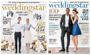 weddingstar magazine cover